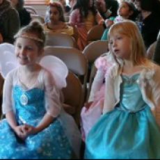 Princess Tea at Bushnell Park Carousel