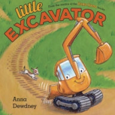 Leominster-Lancaster, MA Events for Kids: Little Excavator Storytime