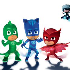 Lower Bucks County, PA Events for Kids: PJ Masks Live!: Sept. 22-23