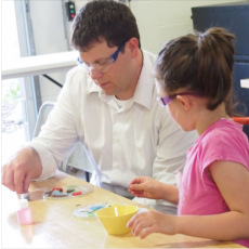 Dad + Me: GLASSROOM- Stop in anytime to create!