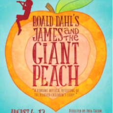 Cincinnati Eastside, OH Events for Kids: James and the Giant Peach by Beechmont Players | Aug 4-12