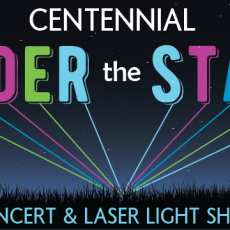 Things to do in Highlands Ranch-Centennial, CO: Centennial Under the Stars - Concert & Laser Light Show