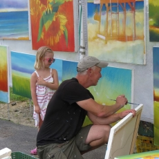 Wickford Art Festival (July 13-14)