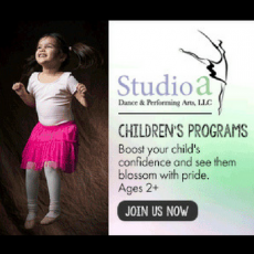 Studio A Fall Dance Classes