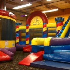 Things to do in Beaverton, OR for Kids: Open Jump, Pump It Up Beaverton