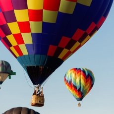 Lake George-Saratoga Springs, NY Events for Kids: Adirondack Balloon Festival 20th-23rd