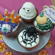 Southern Monmouth, NJ Events for Kids: Kids Halloween Cupcake Class