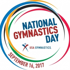 FREE Open Gym for National Gymnastics Day 2017