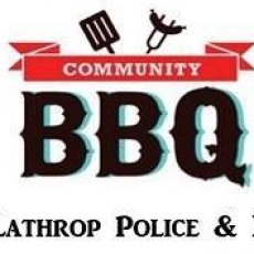 Annual Community BBQ Honoring Police & Firefighters