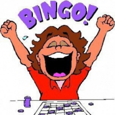 Chelsea's Bingo (Kids 8+ welcomed w/ adult)