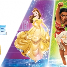 Bergen County South, NJ Events for Kids: Dare To Dream: Disney on Ice