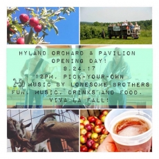 Hyland Orchard & Brewery