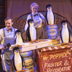 Lower Bucks County, PA Events for Kids: Mr. Poppers Penguins