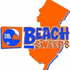 Things to do in Cape May County, NJ for Kids: Clean Ocean Action Beach Sweeps, Clean Ocean Action