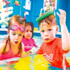 Swim Classes Ages 4 Months and Up