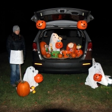 Lake George-Saratoga Springs, NY Events for Kids: Trunk or Treat