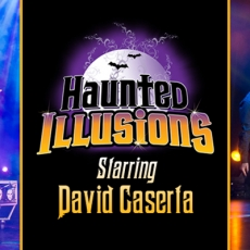 Bergen County South, NJ Events for Kids: Haunted Illusions - David Caserta