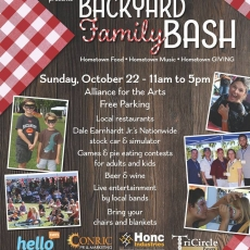 Backyard Family Bash
