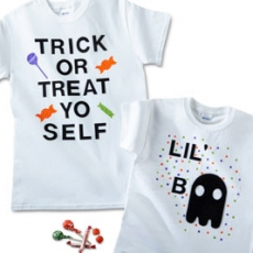 MAKEbreak Halloween T-shirts