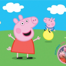 Peppa Pig's Surprise, Peppa Pig Live!