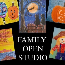 Ocean County North, NJ Events for Kids: Family Day - Pick your painting