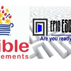 Grand Opening for Edible® & Epic Escape Games