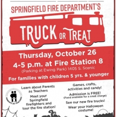 Truck or Treat 2017