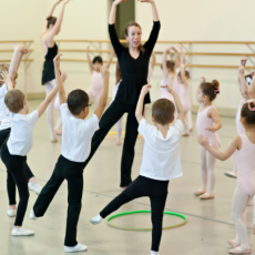 Try A Class FREE: New Students Ages 2-9