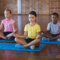 Things to do in Lake George-Saratoga Springs, NY: The Butterfly Children's Meditation