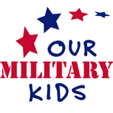 Support to Kids of Our Military Personnel