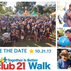 2017 Together is Better Walkathon