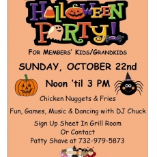 ocean county north nj hulafrog kids halloween party for brick