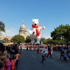 Things to do in Round Rock-Georgetown, TX for Kids: Chuy's Children Giving to Children Parade, Chuy's Children Giving to Children Parade
