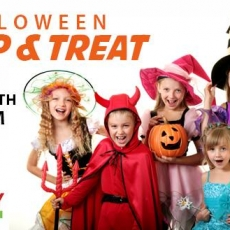 Halloween Jump & Treat