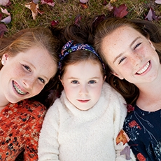 IRIS Photography Hill-Stead Fall Portraits!