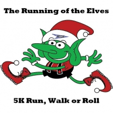 PRIDE's 2nd Annual Running of The Elves 5K, Run Walk or Roll