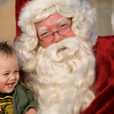 Cape May County, NJ Events: Breakfast with Santa at the Sunrise Cafe