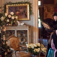Maymont Mansion Holiday Tours