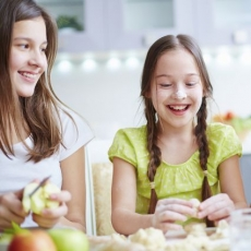 Kids Cook: Thanksgiving Leftovers