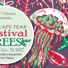 Cape Fear Festival of Trees 2017