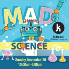 Mad Science Sunday