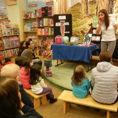 Barnes & Noble Wednesday Storytime