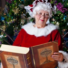 Things to do in Collierville-Cordova, TN for Kids: Candy Canes and Cocoa with Mrs. Claus, Morton Museum of Collierville History