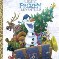 Leominster-Lancaster, MA Events for Kids: Olaf's Frozen Adventure Big Golden Book Storytime
