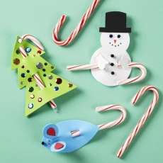 Kids Club® Candy Cane Decorations
