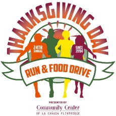 Thanksgiving Day Run & Food Drive