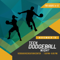 Teen Dodgeball Night