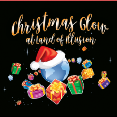 Christmas Glow at Land of Illusion
