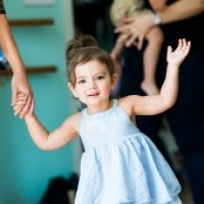 Tiny Stars Dance Class (ages 1 - 3)