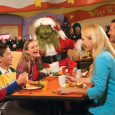 Charleston, SC Events: Breakfast with the Grinch